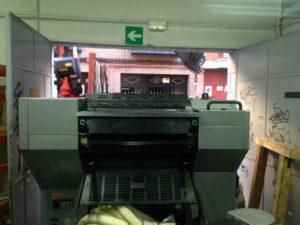Trabajo imprenta