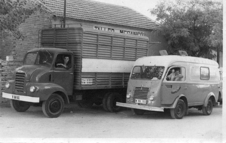 Camiones de nuestra historia