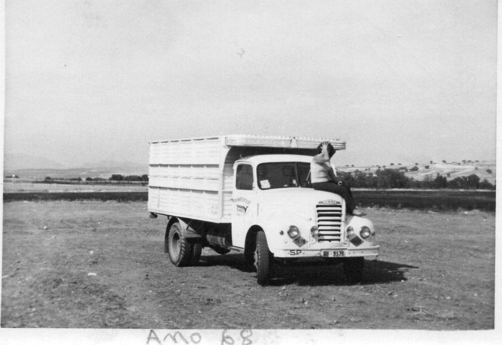Camión año 68